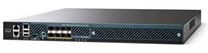 Рисунок. Беспроводной контроллер Cisco 5500