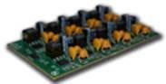 Субмодуль TAU32M-M8S, 8 портов FXS или FXO