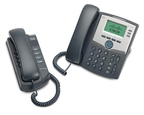 Серия Cisco SPA 300
