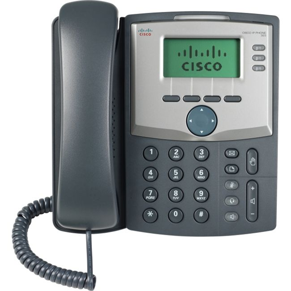 Телефон Cisco SPA303