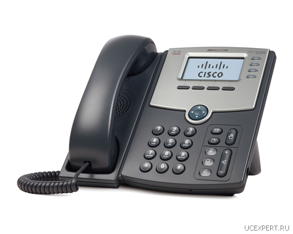 Телефон Cisco SPA504G