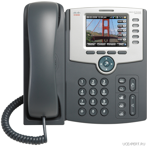 Телефон Cisco SPA525G2