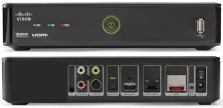 STB IPTV Cisco ISB2230 с жестким диском и ISB2200 без жесткого диска