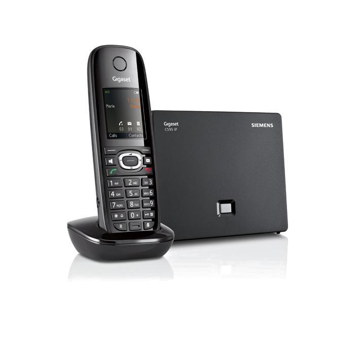 Обзор серии IP-телефонов Gigaset от Siemens