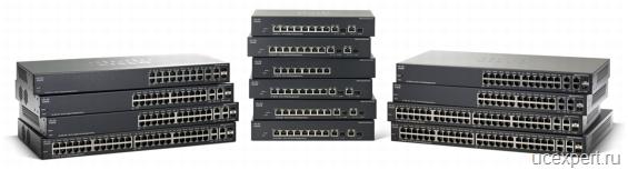 Cisco 300 серия