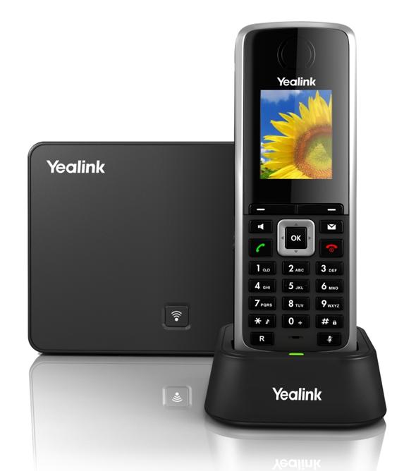 VoIP DECT система Yearlink W52P