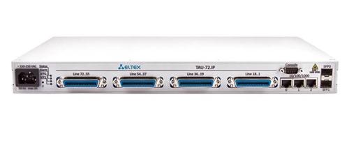 Изображение. VoIP-шлюз Eltex TAU-8.IP