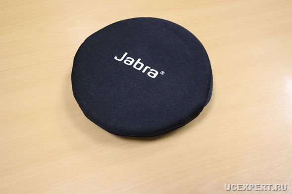 Вид Jabra SPEAK 410 /510 в чехле