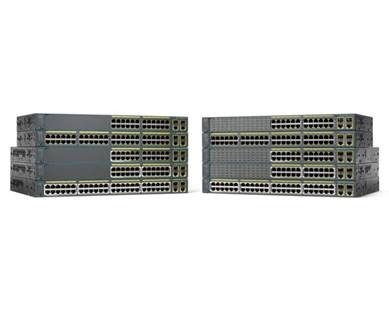Коммутатор Cisco Catalyst 2960-Plus