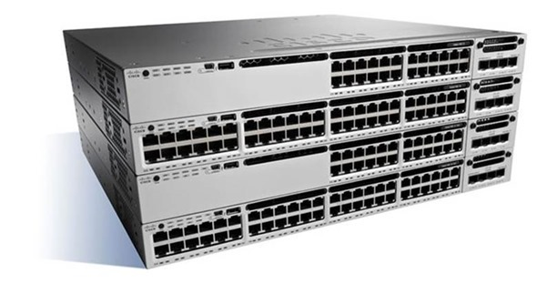 Коммутатор Cisco Catalyst 3850