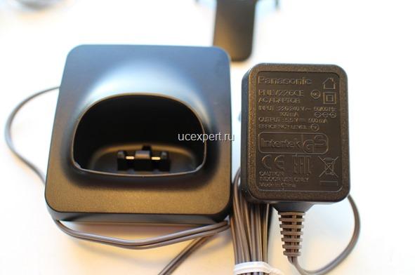 Рис. Подставка для зарядки телефона с блоком питания PNLV226CE